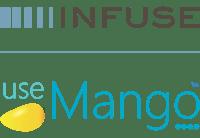 Infuse and Use Mango Logo