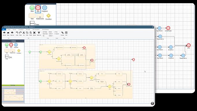 Test Modeller ScreenShots 2